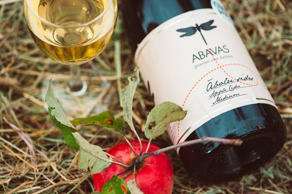 """Vīnogu dārzs un vīnotava """"Abavas"""""""